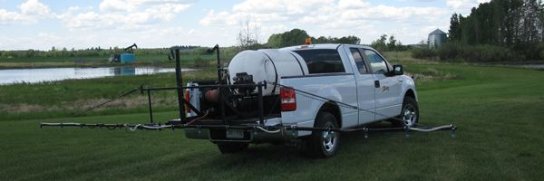 Truckbox Sprayer