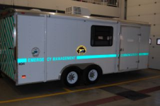 Emergency Management Trailer